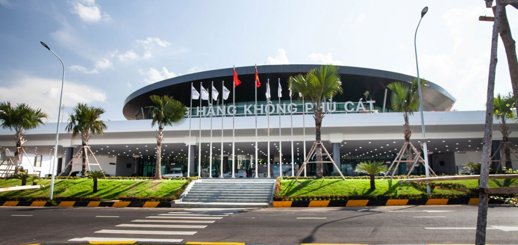 Sân bay Phù Cát mở đường bay Quốc Tế là yếu tố để Nhơn Hội Newcity tăng giá đột biến