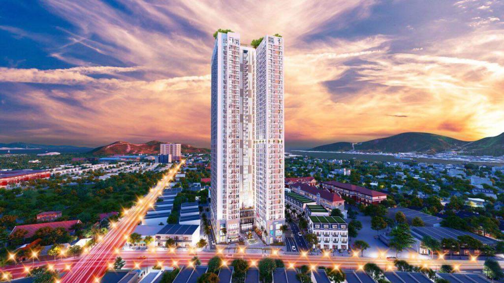Phối cảnh Căn hộ Imperium Tower Nha Trang